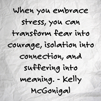 From the Upside of Stress by Kelly McGonigal