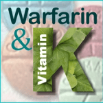 Graphic: Warfarin and vitamin K