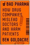 Bad Pharma book cover at A-Fib.com