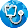 globe-and-stethoscope-stylized-250-pix-sq-at-96-res