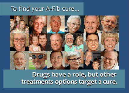 Drugs Don T Cure Atrial Fibrillation But Merely Keep It At Bay