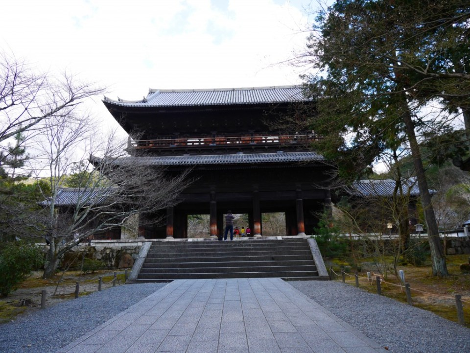 Porte de Nanzen-ji