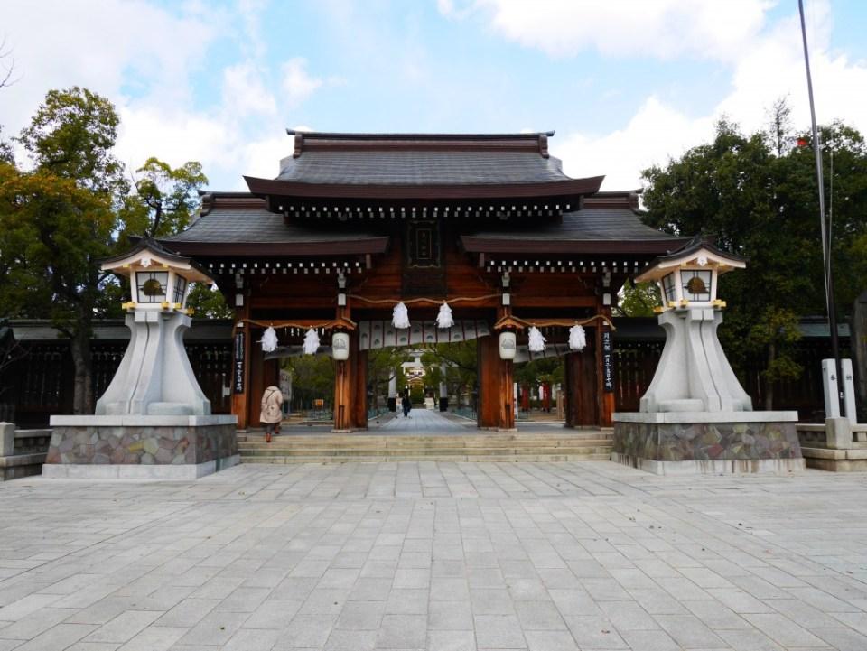 Temple de Minatogawa