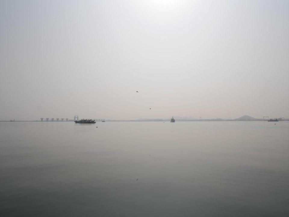La mer à Mokpo