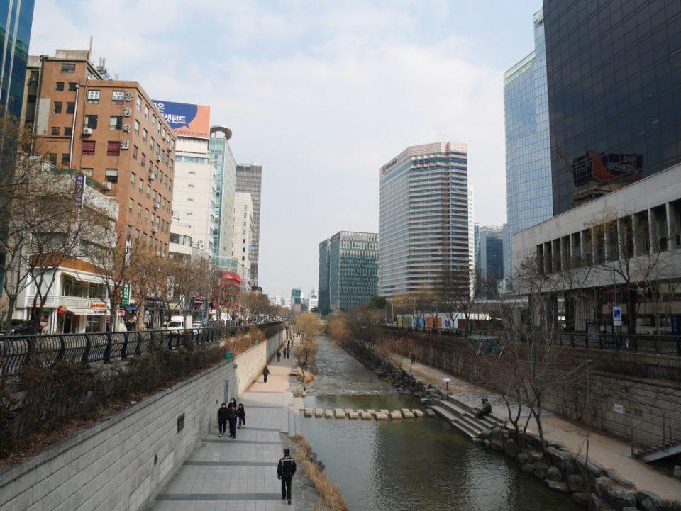 Le fleuve Han