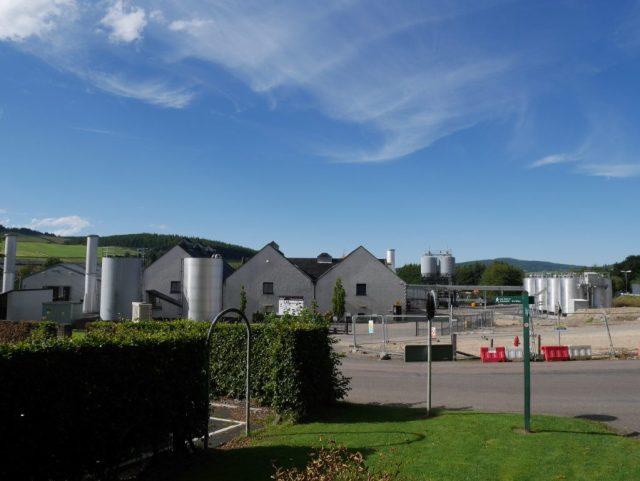 Distillerie de Glenfiddich