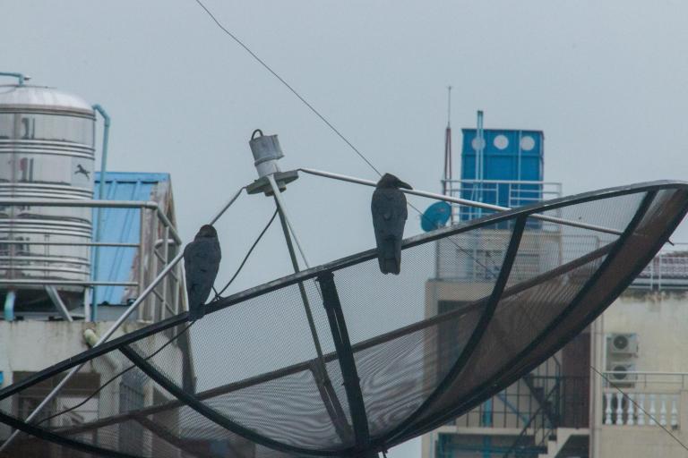 C'est la seule photo que j'ai de Yangon, alors il faut en profiter