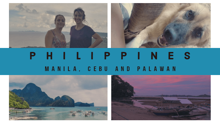 Philippines: Manila, Cebu and Palawan blog post