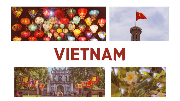 Vietnam Blog Post