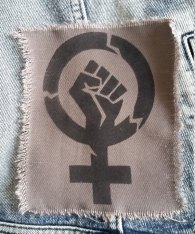 feminism-power-patch