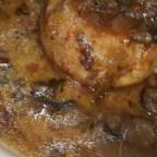 Jane's Ham Puffs