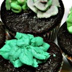 Gluten-Free Dark Chocolate Cupcakes