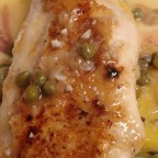 Light Chicken Piccata
