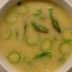 Cream of Asparagus Soup I