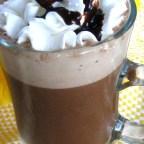 Chocolate-y Iced Mocha