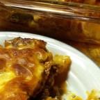 Potato Pizza Casserole