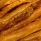 Homemade Crispy Seasoned French Fries