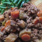 Slow Cooker Beef Stew with Parsnip