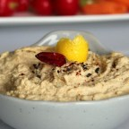 Supremely Spicy Hummus