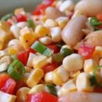 Sufferin' Succotash Salad
