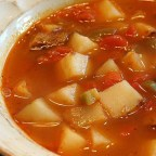 Spicy Potato Soup I