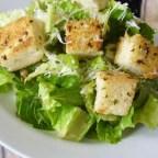 Almost Authentic Caesar Salad