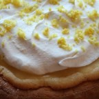 Lemon Lovers Luscious Cheesecake Pie