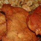 Mumze's Sticky Chicken