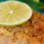 Spicy Garlic Salmon