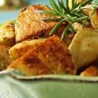 Amazing Oven Roasted Potatoes