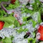 Strawberry Romaine Salad I