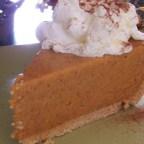 No Bake Pumpkin Pie I