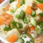 Quick and Easy Ramen Soup