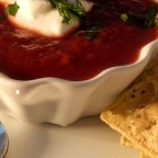 Easy Tomato-Beet Soup
