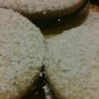 Fruit Preserve Sandwich Cookies
