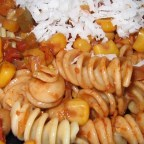 Southwestern Vegetarian Pasta