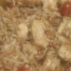 Spanish Rice Chicken I