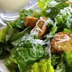 The Best Caesar Salad Dressing