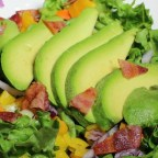Quick Avocado Salad