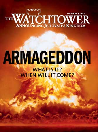 Armageddon on the Watchtower