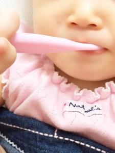 乳歯が生えそろってきたら使いたい歯磨き粉