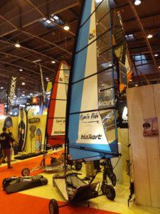 salon nautique paris expo porte versailles char a voile
