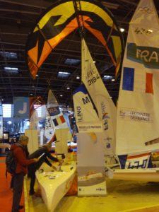 salon nautique paris expo porte versailles kite tender
