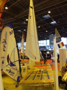 salon nautique paris expo porte versailles patin catalan