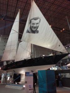 salon nautique paris expo porte versailles pen duick 3 eric tabarly association