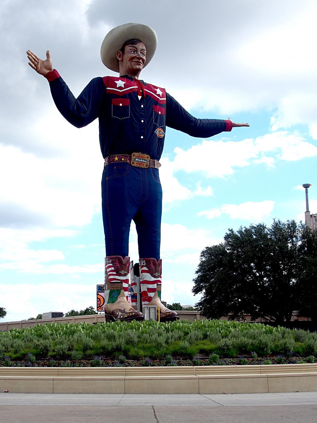 Perinneruokaa matkailee: Dallas