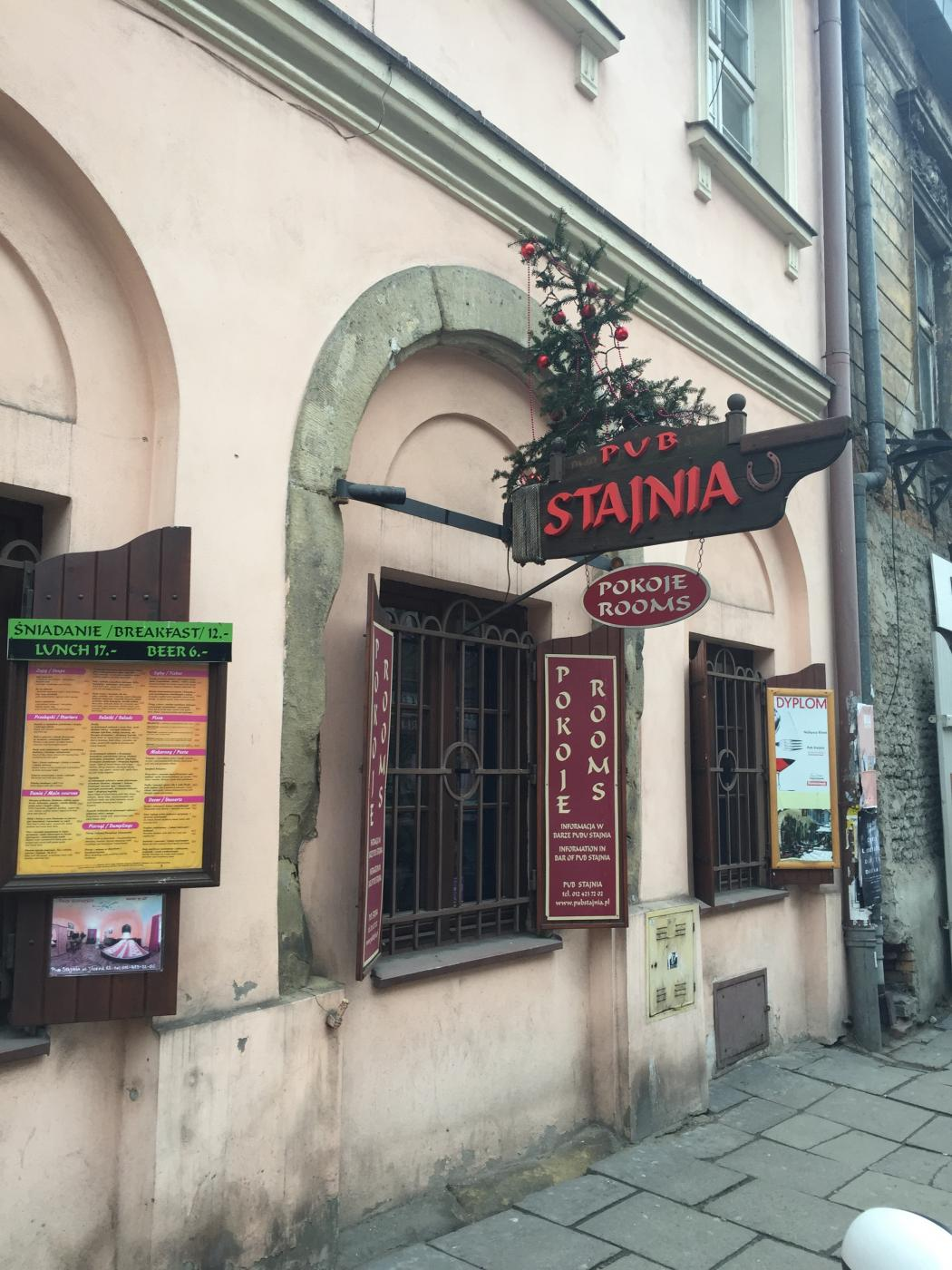 Perinneruokaa matkailee: Krakova osa 2