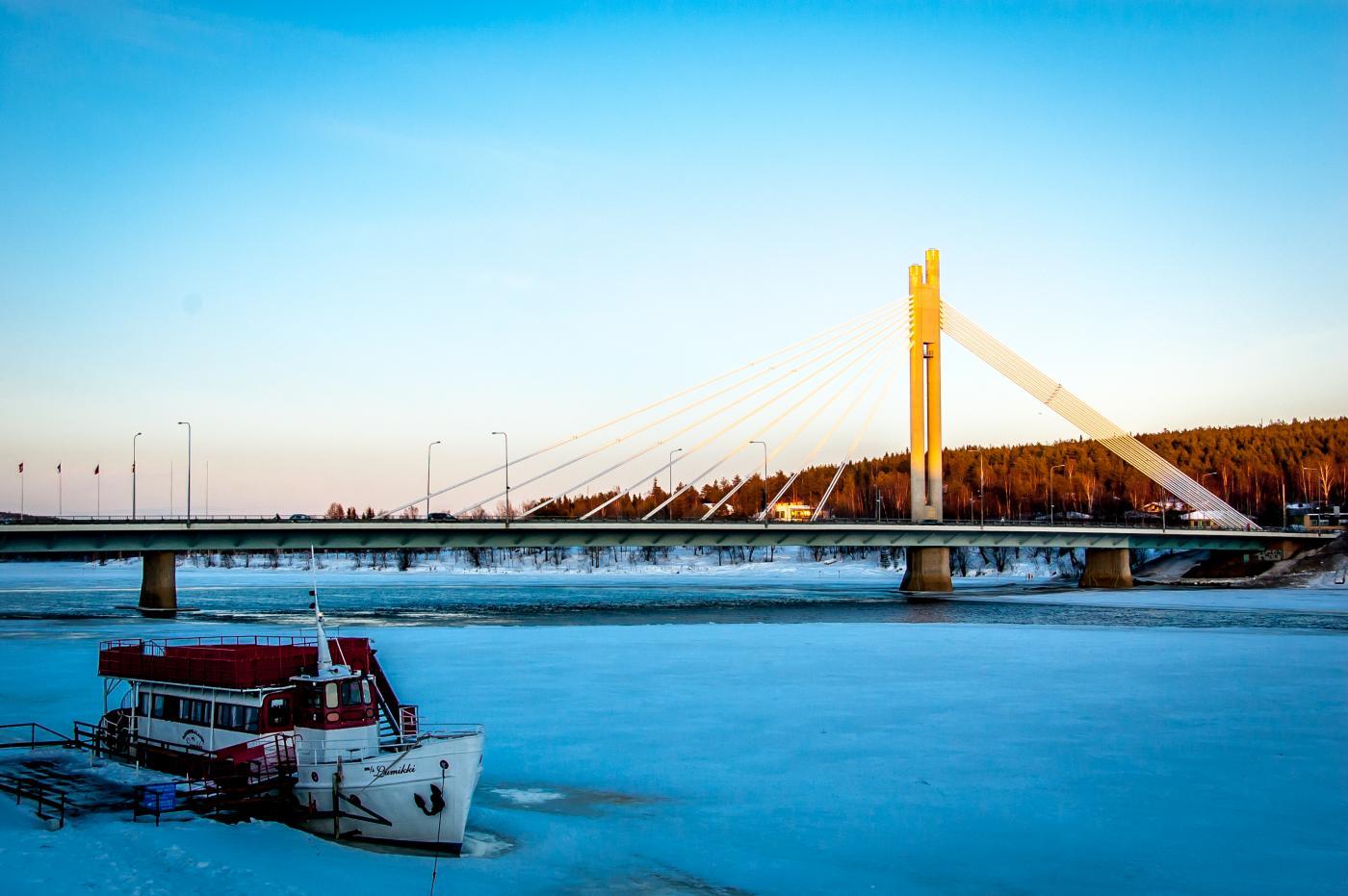 Perinneruokaa matkailee: Rovaniemi
