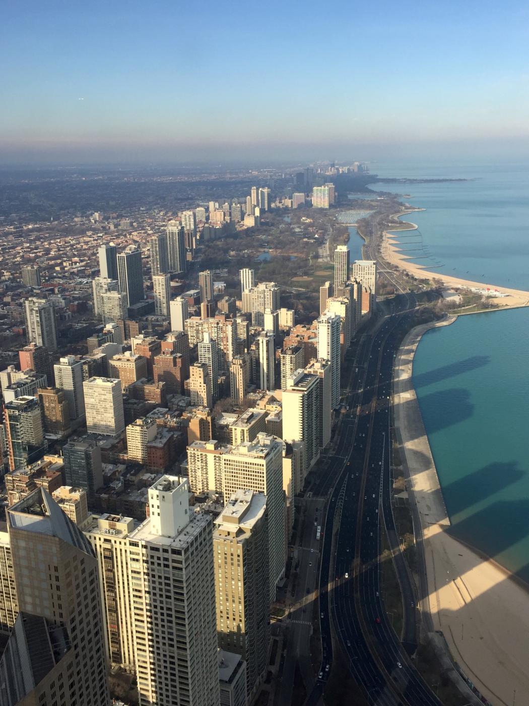 Perinneruokaa matkailee: Chicago
