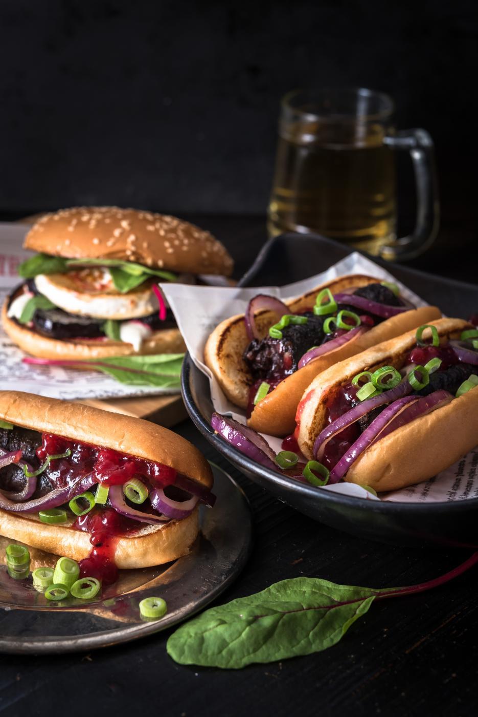 Hampurilainen vai Hot Dog?